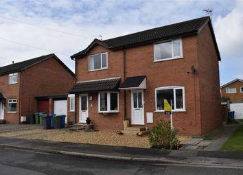 Thumbnail 2 bed semi-detached house for sale in Lancaster Avenue, Great Eccleston, Preston