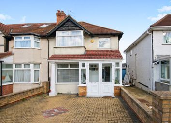 Thumbnail 3 bed end terrace house for sale in Allenby Road, Southall