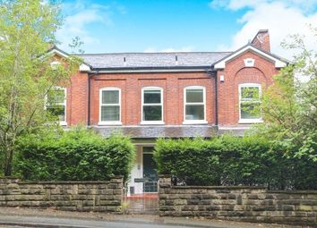 Thumbnail 2 bed flat to rent in Hillfield, 4 Congleton Road, Alderley Edge