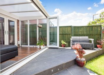 Thumbnail 3 bed terraced house for sale in Fairway, Ifield, Crawley