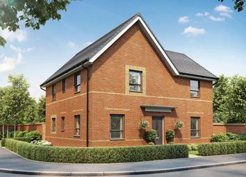 "Thumbnail 4 bed detached house for sale in ""Alderney"" at Highfield Lane, Rotherham"