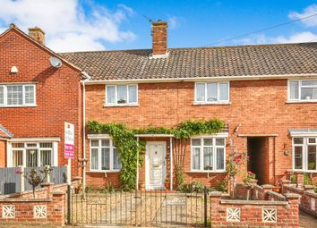 Thumbnail 3 bed terraced house for sale in Goulburn Road, Heartsease, Norwich