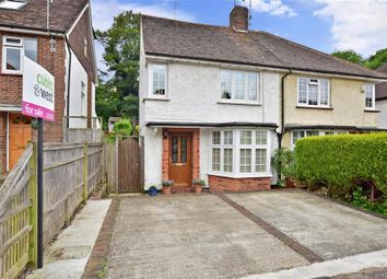 Thumbnail 4 bed semi-detached house for sale in Dallaway Gardens, East Grinstead, West Sussex
