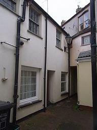 Thumbnail 2 bed terraced house to rent in Somerset Place, Barnstaple