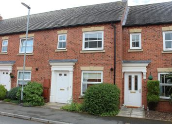 Thumbnail 3 bed terraced house to rent in Drovers Close, Uttoxeter