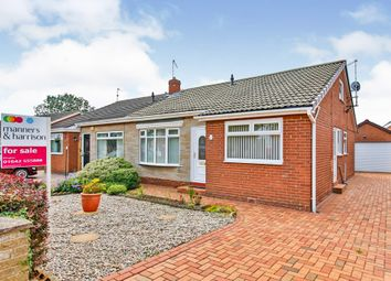 Thumbnail 2 bed semi-detached bungalow for sale in Thames Road, Billingham