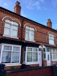 Thumbnail 3 bed terraced house for sale in The Broadway, Handsworth, Birmingham