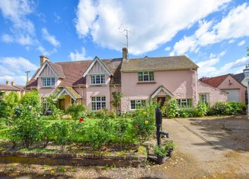 Thumbnail 5 bed detached house for sale in Silver Street, Burwell, Cambridge