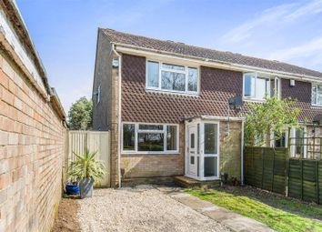 Thumbnail 3 bedroom end terrace house for sale in Daintree Close, Southampton