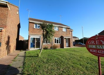 Thumbnail 2 bed semi-detached house for sale in Watery Lane, Poole
