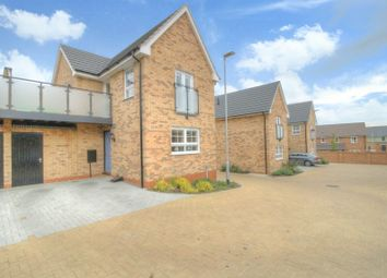 Thumbnail 1 bed semi-detached house for sale in Lucius Lane, Milton Keynes