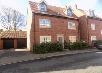 Thumbnail 5 bed detached house for sale in Baker Avenue, Gringley-On-The-Hill, Doncaster