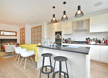 Thumbnail 2 bed flat for sale in Manstone Road, West Hampstead Borders