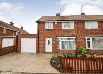 Thumbnail 3 bed semi-detached house for sale in Pennyman Walk, Marske-By-The-Sea, Redcar