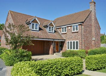 Thumbnail 4 bed detached house for sale in Belmont Drive, Lymington, Hampshire