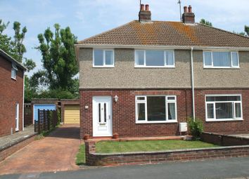 Thumbnail 3 bed semi-detached house to rent in Sunningdale Road, Haydon View