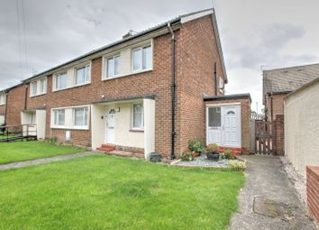 Thumbnail 2 bed flat for sale in Fallow Park Avenue, Blyth
