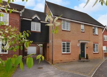 Thumbnail 5 bed link-detached house for sale in Cornet Close, Thorpe St. Andrew, Norwich