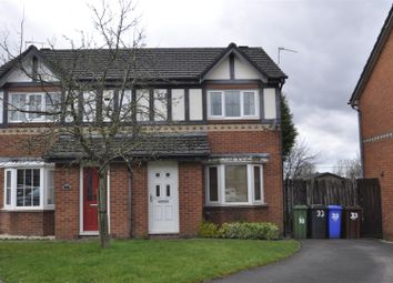 Thumbnail 3 bed semi-detached house for sale in Warwick Close, Dukinfield
