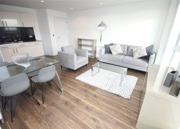 Thumbnail 3 bed property to rent in Theheart, Mediacityuk, Salford Quays