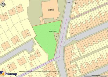 Thumbnail Land for sale in Summerbank Road, Stoke-On-Trent, Staffordshire