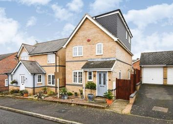 Thumbnail 4 bed detached house for sale in Tortoiseshell Way, Braintree