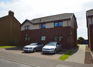 Thumbnail 2 bed flat for sale in Moorpark Road West, Ardrossan, North Ayrshire