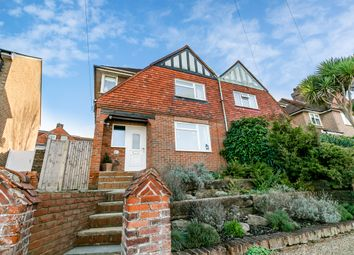 Thumbnail 3 bed semi-detached house for sale in Stafford Road, Seaford