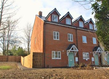 Thumbnail 3 bed semi-detached house for sale in Barn Lane, Hazlemere, High Wycombe