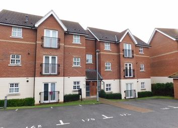 Thumbnail 2 bed flat to rent in Kittiwake Court, Stowmarket