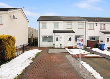 Thumbnail 3 bed end terrace house for sale in Kildrummy Avenue, Stenhousemuir, Larbert
