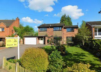 Thumbnail 4 bed detached house for sale in Greenways, Hyde Lea, Stafford.