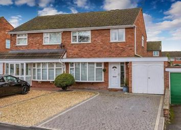 Thumbnail 3 bedroom semi-detached house to rent in Burnell Road, Admaston