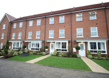 Thumbnail 4 bed town house to rent in Acorn Path, Broughton, Aylesbury