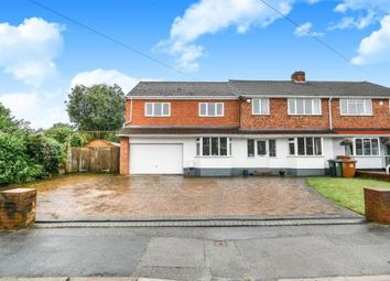 Thumbnail 5 bed semi-detached house for sale in Elmtree Road, Sutton Coldfield, West Midlands