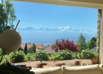 Thumbnail 5 bedroom villa for sale in Arzier-Le Muids, Switzerland