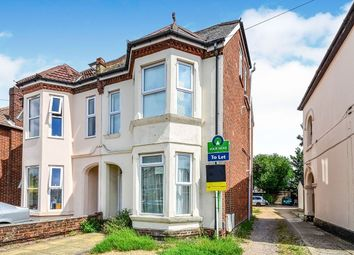 Thumbnail 1 bed flat to rent in D Arthur Road, Southampton