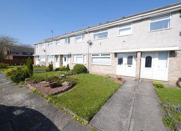 Thumbnail 3 bed terraced house to rent in Epsom Court, Brunton Bridge, Newcastle Upon Tyne