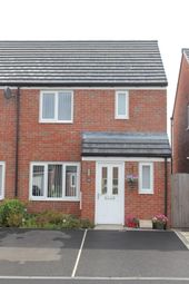 Thumbnail 3 bed semi-detached house for sale in Gate Lane, Radcliffe, Manchester