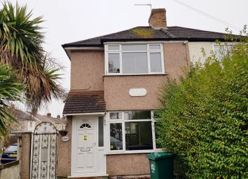 Thumbnail 2 bed semi-detached house to rent in Feltham Hill Road, Ashford