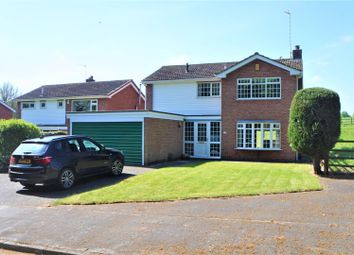 Thumbnail 4 bed detached house for sale in Bradgate Road, Anstey, Leicester