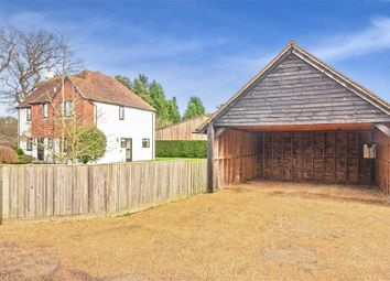 Thumbnail 4 bed detached house for sale in Cowfold Road, West Grinstead, Horsham, West Sussex