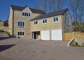 4 bed detached house for sale in Tarry Fields Court, Crich, Matlock DE4