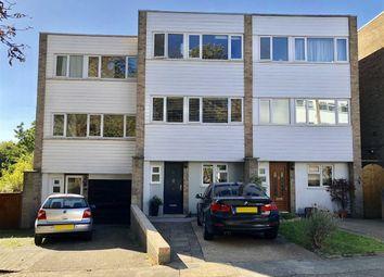 Thumbnail 3 bedroom terraced house for sale in The Cedars, Buckhurst Hill, Essex