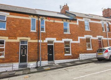 Thumbnail 2 bed terraced house for sale in Machen Street, Penarth