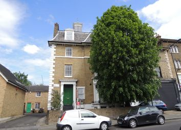 Thumbnail 3 bed flat to rent in Manor Parade, Manor Road, London