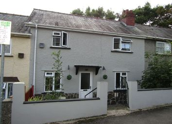 3 bed terraced house for sale in Parc Bagnall, Carmarthen, Carmarthenshire. SA31