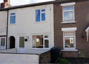 Thumbnail 2 bedroom terraced house for sale in Jessop Street, Ripley
