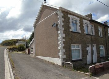 2 bed end terrace house for sale in Tonyrefail Road, Penycoedcae, Pontypridd CF37