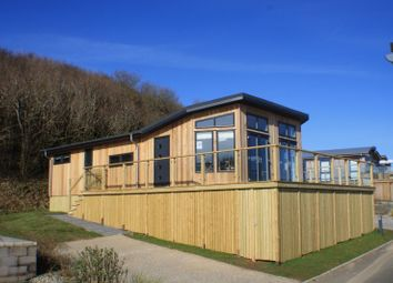 Thumbnail 3 bed lodge for sale in The View At St Davids Park, Anglesey